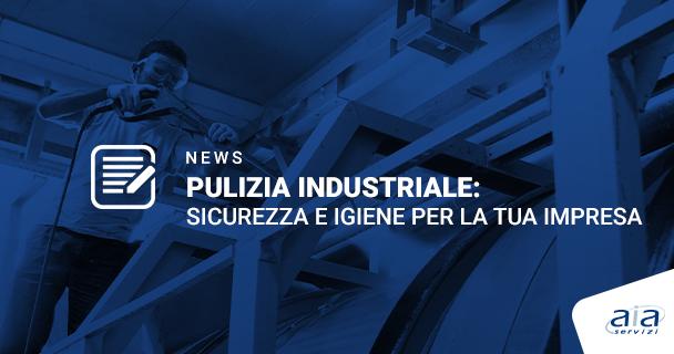 pulizia industriale